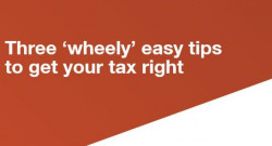 Get your tax right