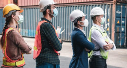 Workplace safety during COVID