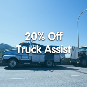 20% off Truck Assist